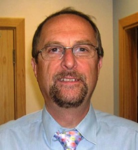 Picture of Hanover's new Chairperson, Mike Martin